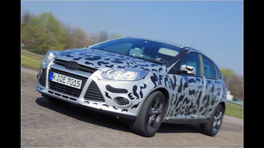 Starke Sechziger: So erprobt Ford den neuen Focus ST