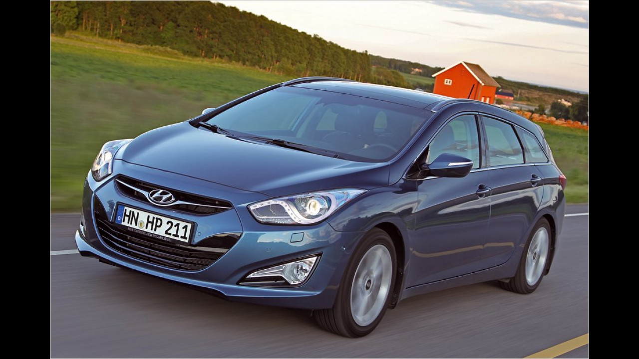 Hyundai i40cw 1.7 CRDi