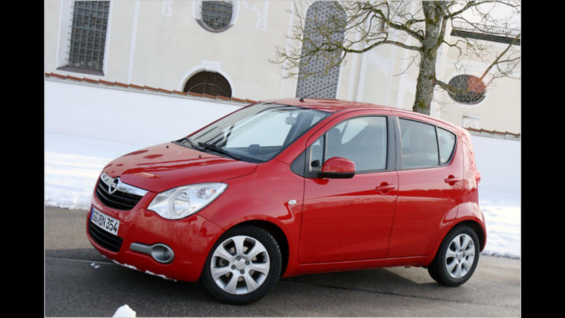 2020 Opel Agila Prices