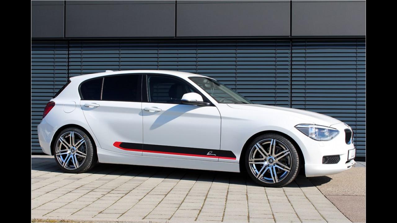 Kleiner BMW ganz groß