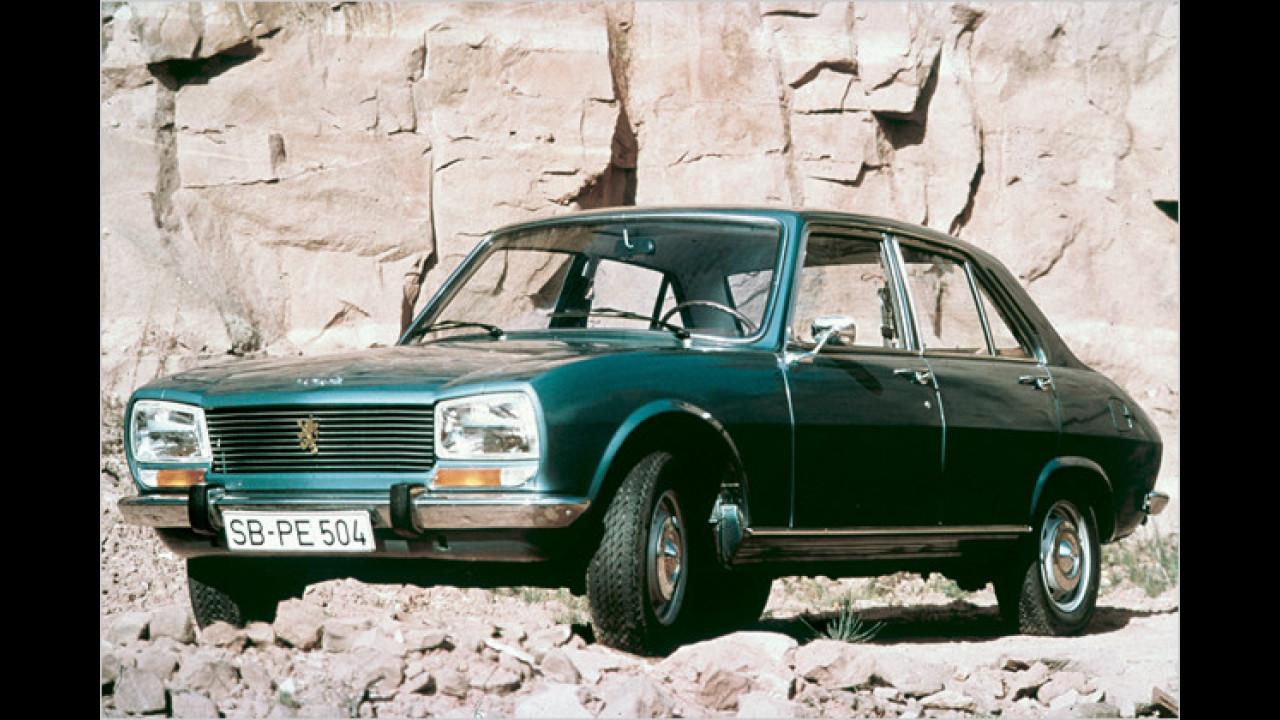 Peugeot 504 (Französische Filme der 1970er-Jahre)