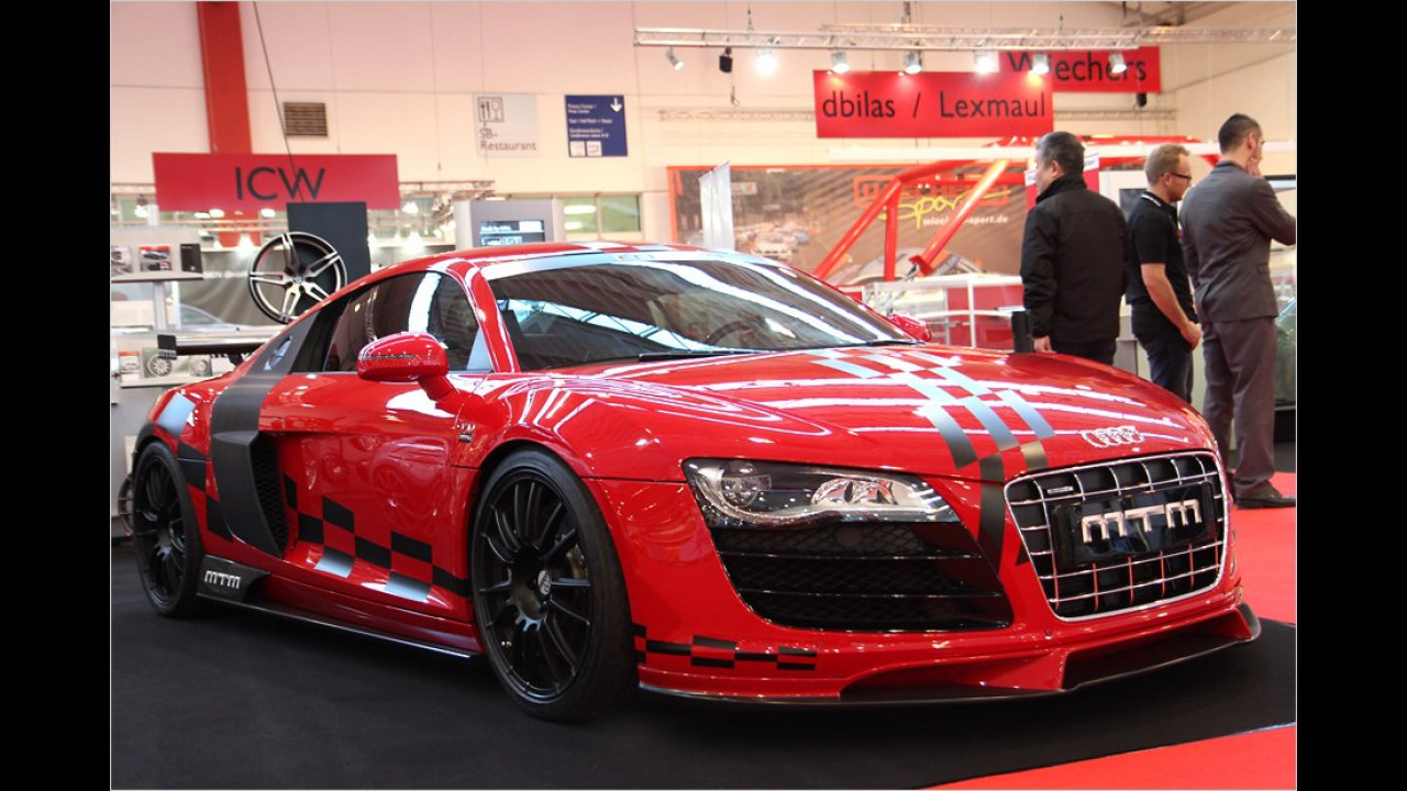 MTM Audi R8 5.2