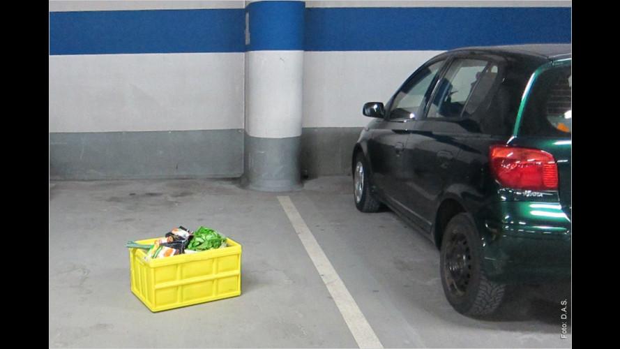 Parkplatzkrieg