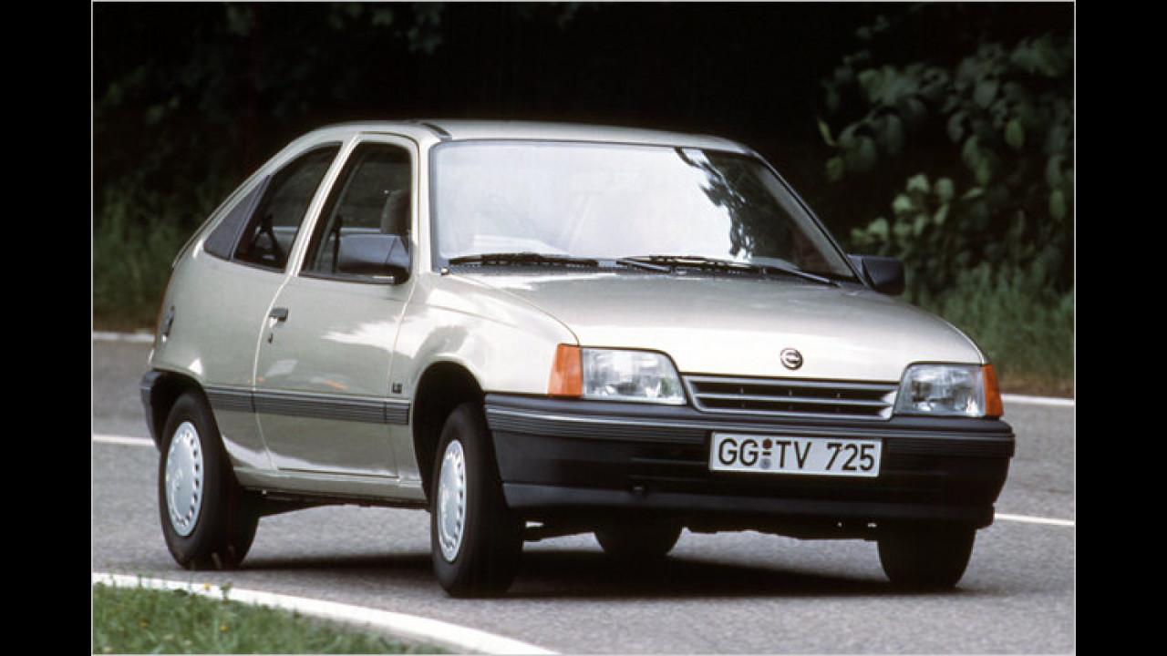 25 Jahre Opel Kadett E