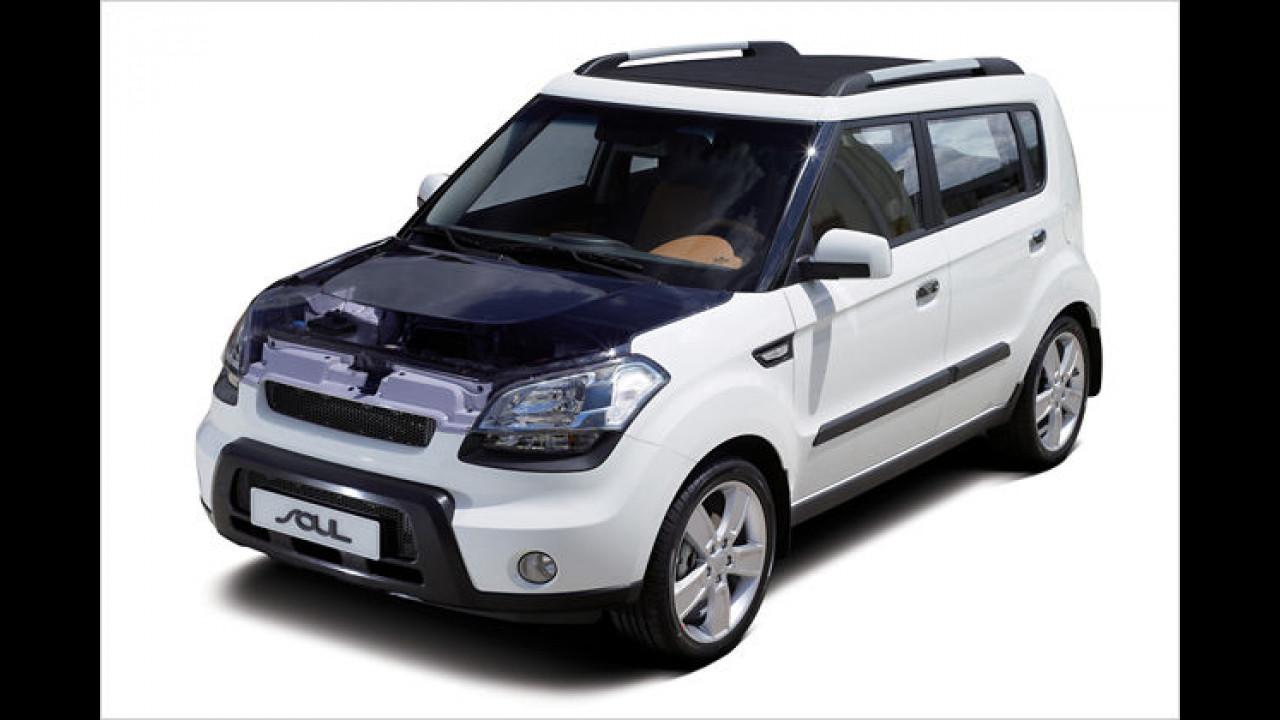 Kia-Hybride ab 2011