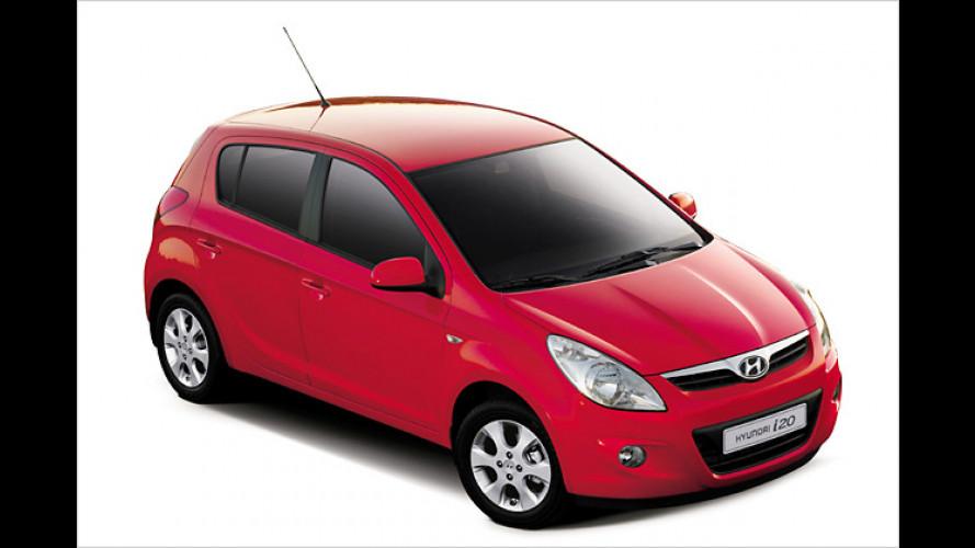 Flotter Zwanziger: Hyundai zeigt in Paris den neuen i20