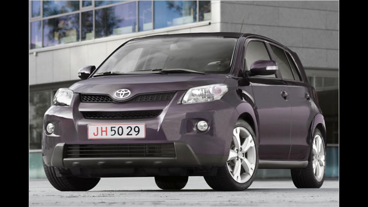 Toyota Urban Cruiser 1.33 4x2