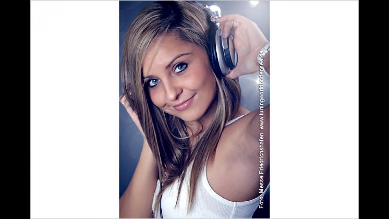 Heiße Rhythmen sind ihr Ding: Paulina aus Giengen