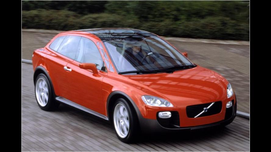 Volvo-Historie: Zehn Jahre Safety Concept Car