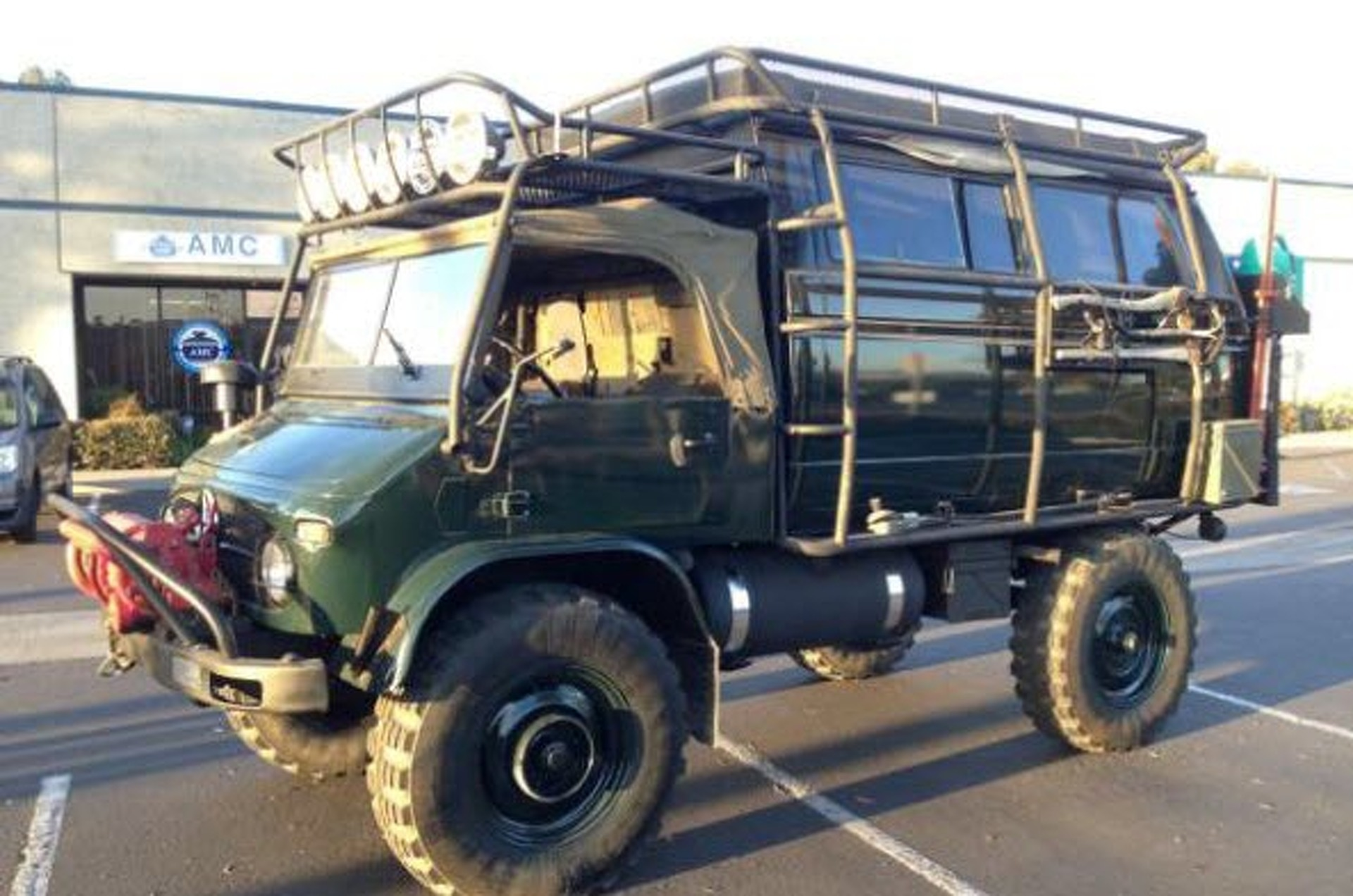 Unimog For Sale Usa >> Classified Of The Week 1965 Unimog 4x4 For Sale