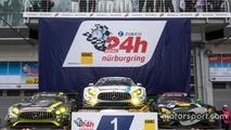 Race podium