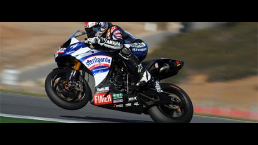 Yamaha pigliatutto: titoli 2009 da MotoGP, SBK e...