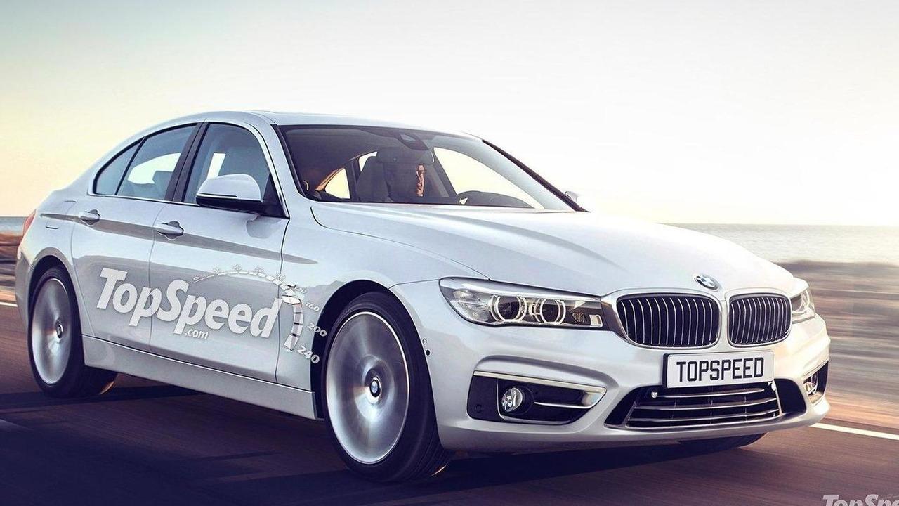 2017 BMW 5-Series rendering / Top Speed