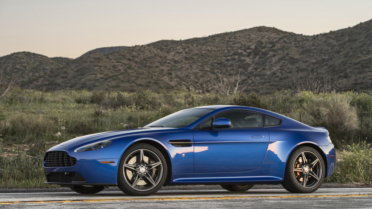 Aston Martin V Vantage GTS And V Vantage S Motorcom Photos - Aston martin vantage v12