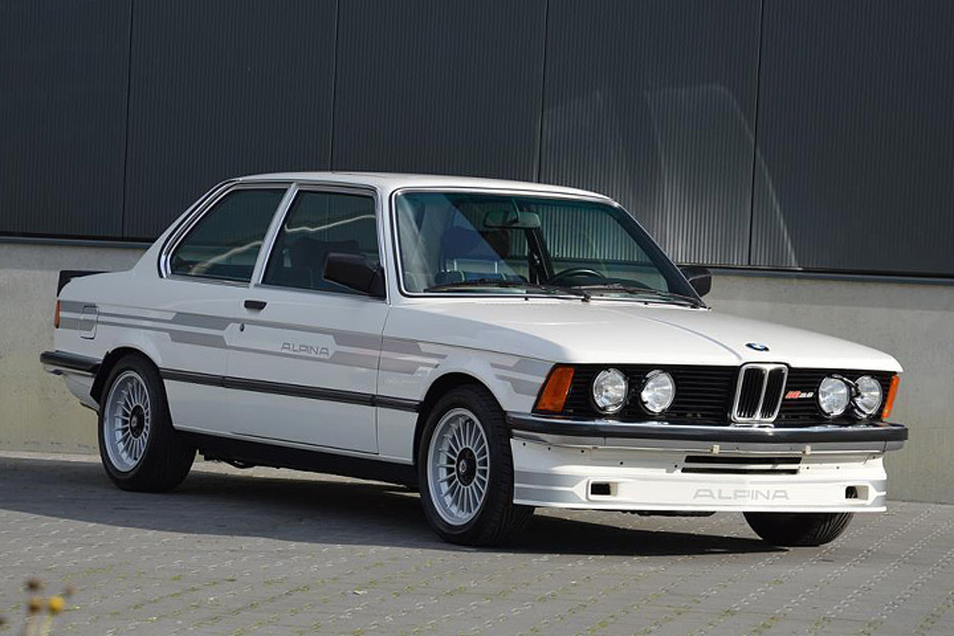 Be Different Drive This Rare Alpina B - Alpina bmw b6