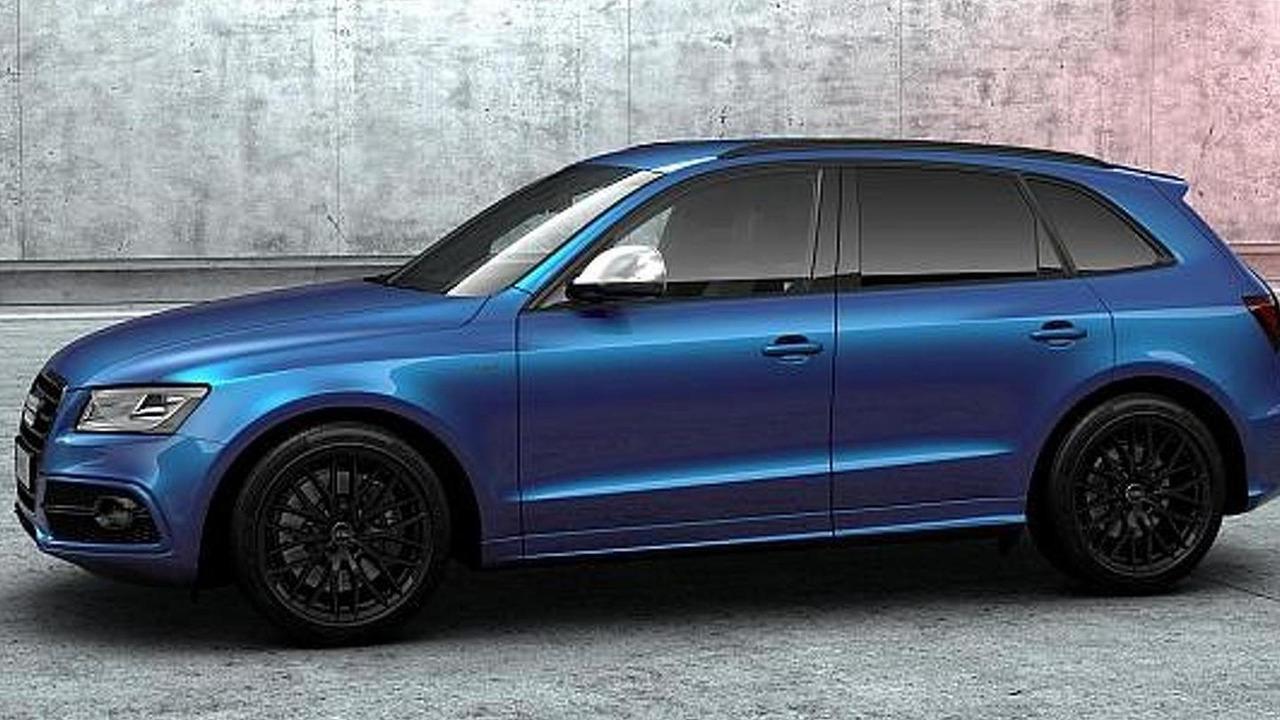 Audi SQ5 Competition