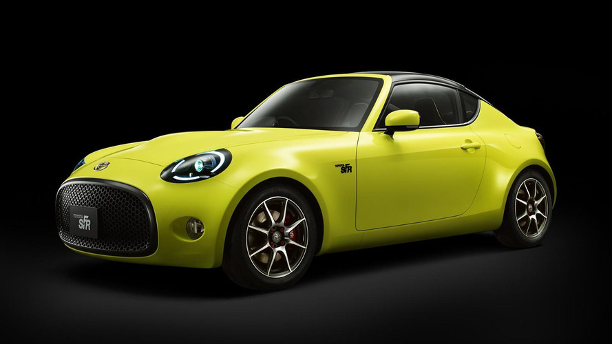 Toyota S-FR entry-level sportscar concept set for Tokyo Motor Show debut