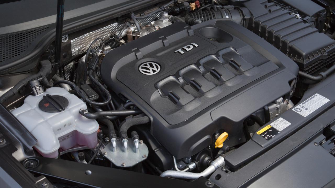 VW 2.0-litre TDI engine