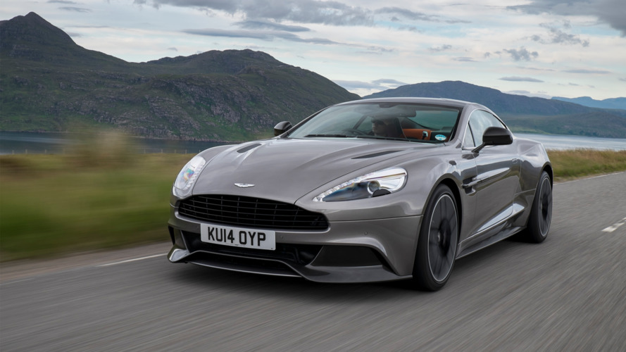 Aston Martins Vanquish Replacement Is Resurrecting An Old Name - Old aston martin vanquish