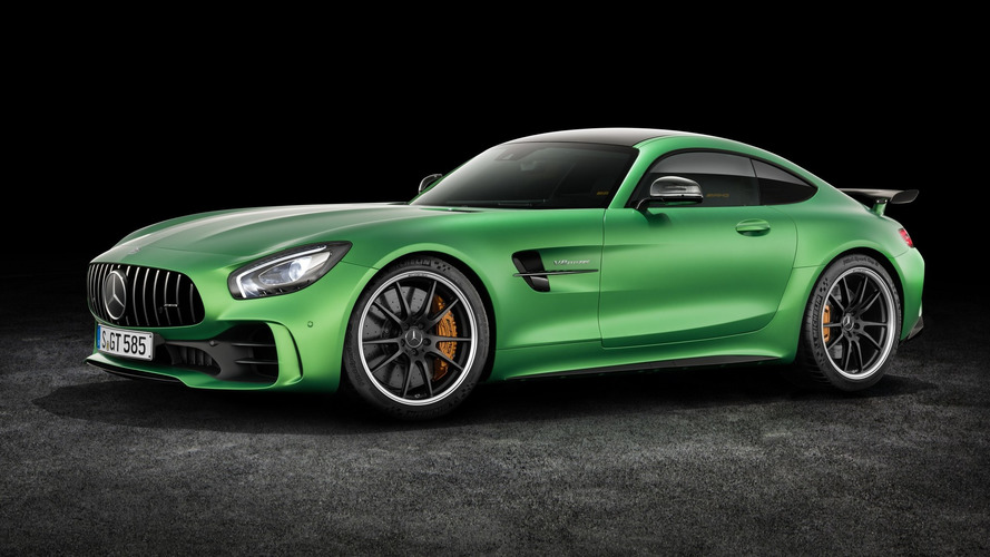 Mercedes-AMG GT R cheaper than Porsche 911 Turbo