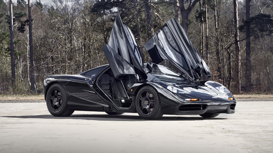 McLaren F1 designer prepping successor with V12, manual 'box