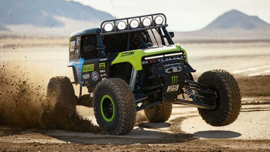 Ford Unveils Trio Of Broncos To Compete In King Of The Hammers
