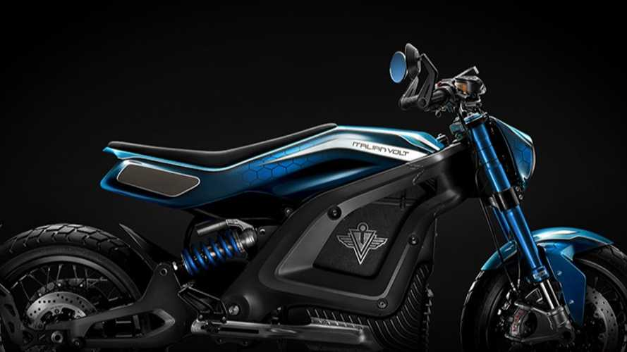 Tazzari EV Has Acquired Italian Volt Electric Motorcycles