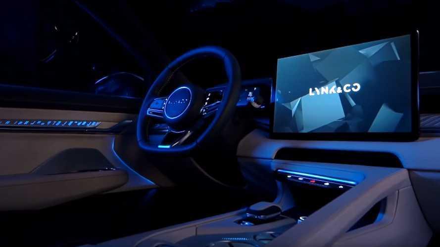 Lynk & Co Zero'nun iç mekanını gösteren bir video yayınlandı