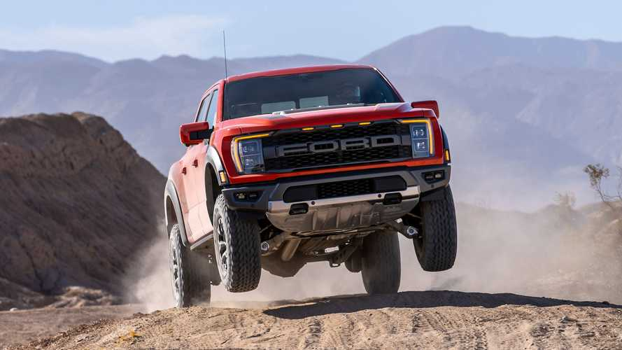2021 Ford F-150 Raptor Does Not Have Independent Rear Suspension