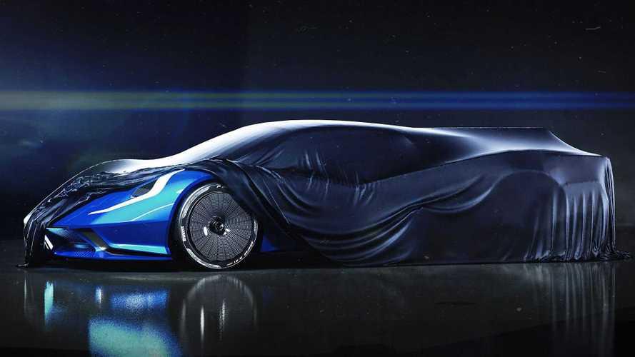 Estrema Fulminea: 1.900 kW starker Supersportler mit Festkörperakku