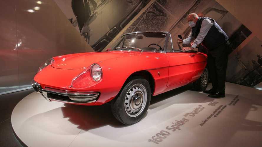 Pourquoi voir le nouveau chef d'Alfa Romeo au musée est une bonne nouvelle ?