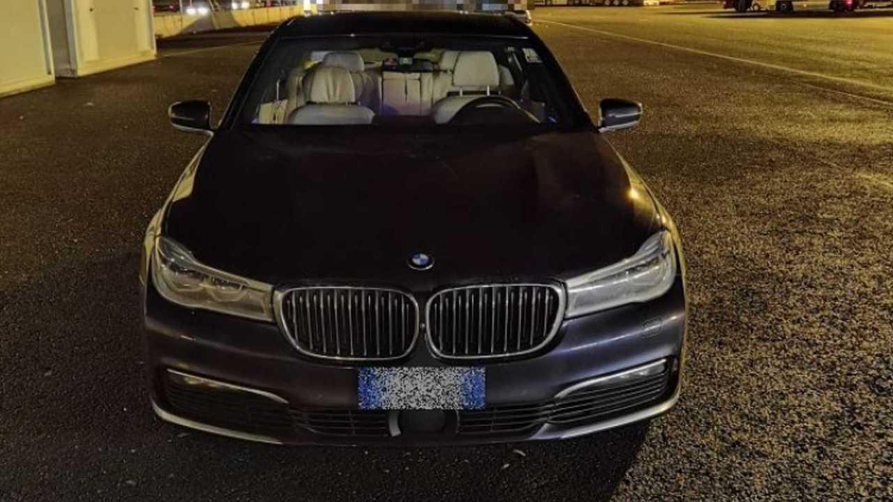Körözött BMW