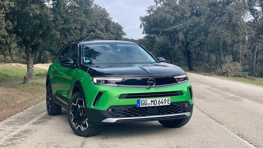 Prueba Opel Mokka-e 2021: un SUV eléctrico, urbano y muy llamativo