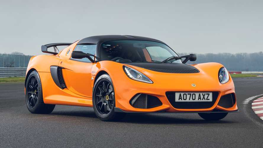 Final petrol-powered Lotus Elise and Exige models prices announced