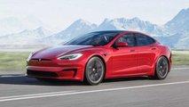 Tesla Model S Plaid: Sprintzeit von 2,1 Sekunden stimmt nicht