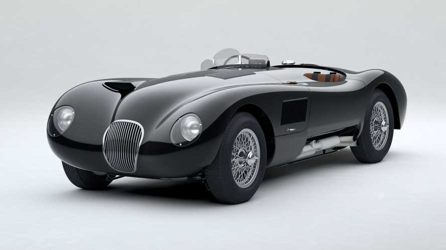 Jaguar C-Type Continuation