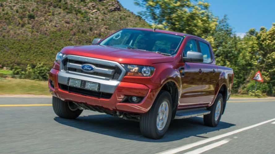 Nuovo Ford Ranger, prime impressioni