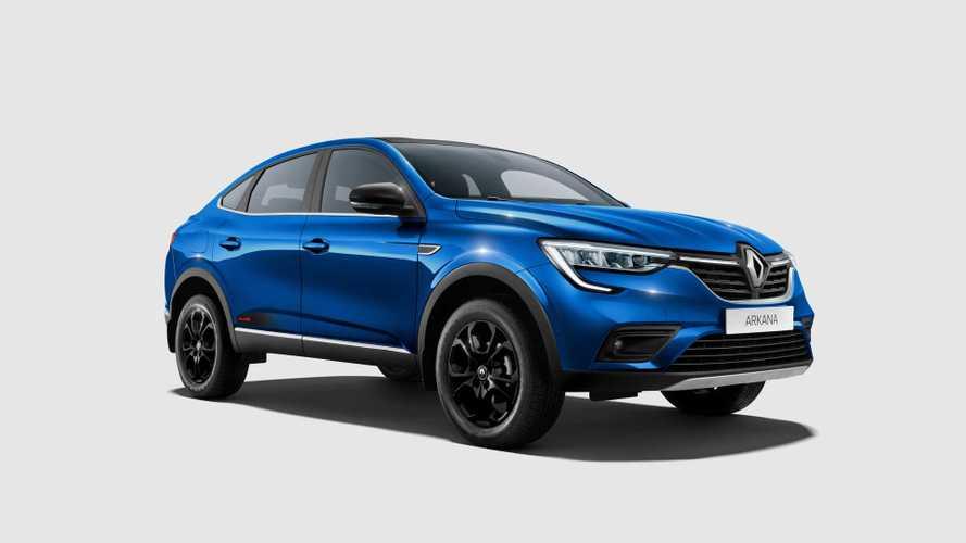 У Renault Arkana в России участился Pulse (вышла новая спецверсия)