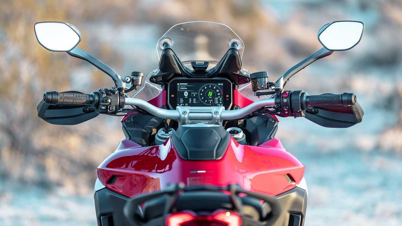 2021 Ducati Multistrada V4 S - Comfort