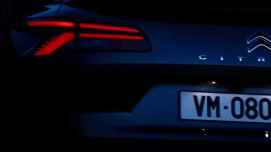 La nouvelle Citroën C5 se montre en vidéo