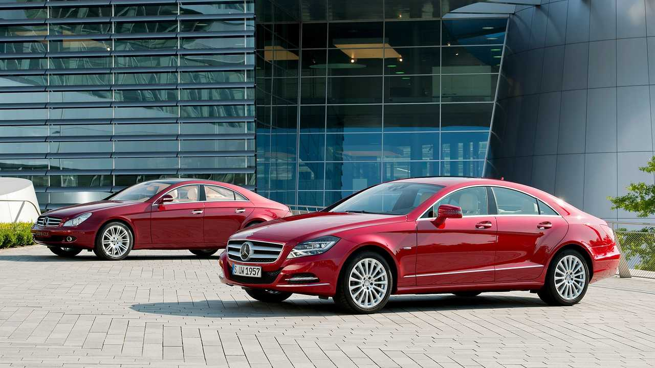 Mercedes CLS seconda generazione (C218 - 2010-2018)