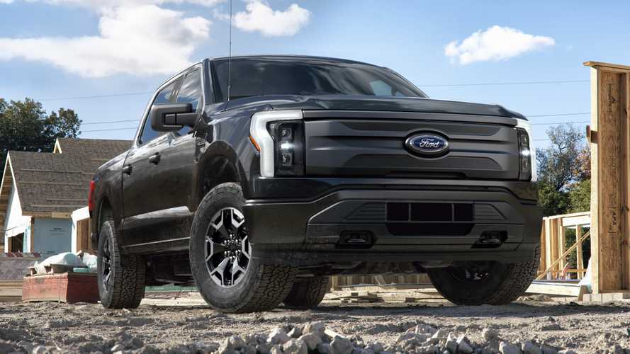 Ford F-150 Lightning Could Be Tough To Buy In Base Trim: Report