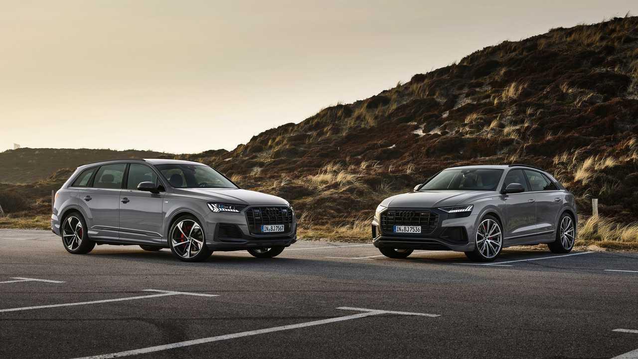Audi Q7 ve Q8 Competition Paketleri