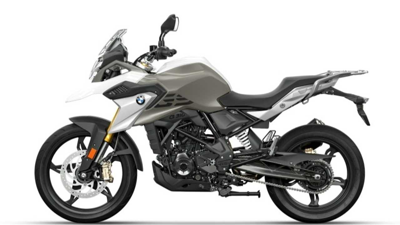 Updated BMW G 310 GS Launched In Japan