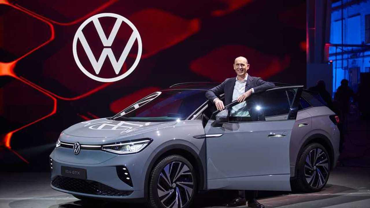 Volkswagen ID.4 GTX 2022