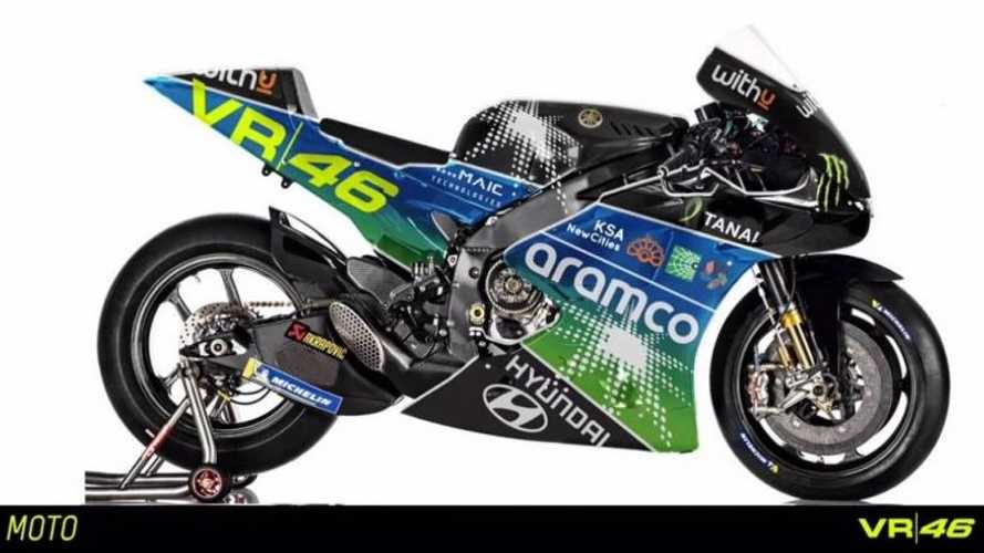 Valentino Rossi's VR46 Team Officially Joins The 2022 MotoGP Grid