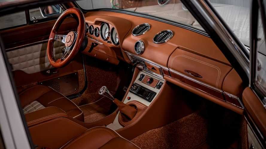 Interior restomod doesn't get better than this brilliant Lada