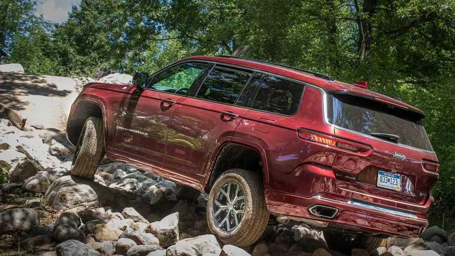 Jeep Grand Cherokee L Loses Quadra-Lift Suspension Due To Chip Shortage