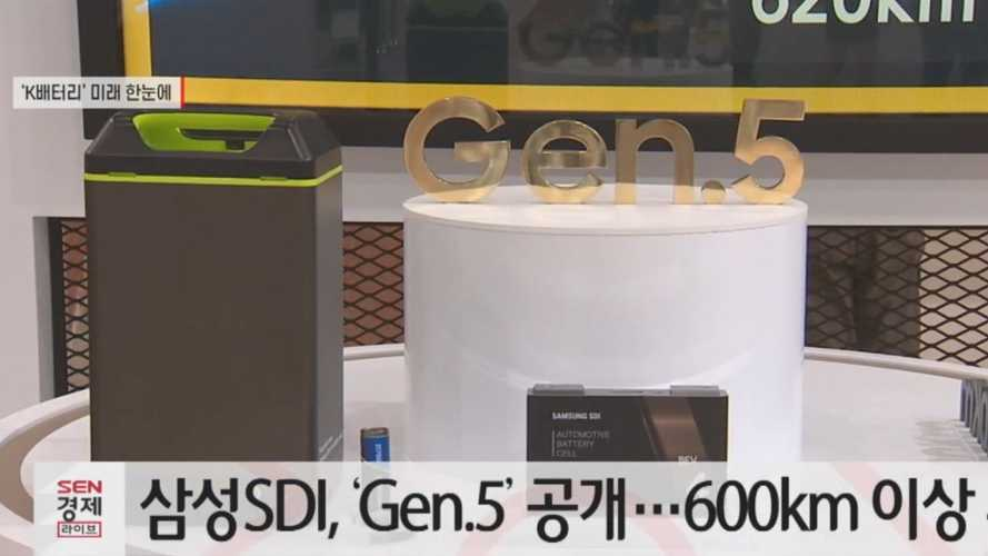 Samsung SDI Introduces Cylindrical NCA Cells With 91% Nickel