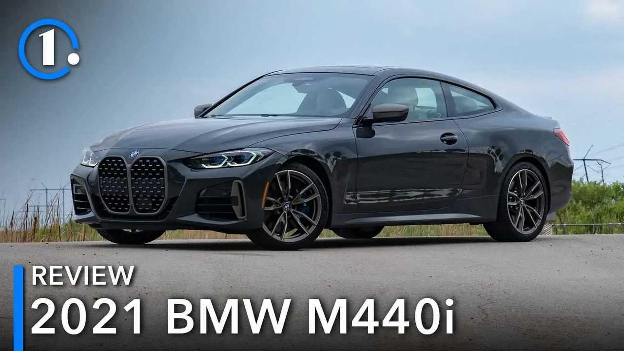 2021 BMW M440i Review